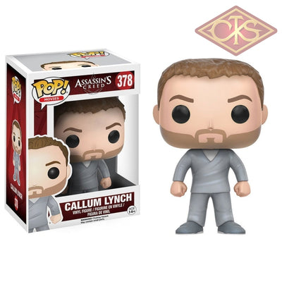 Funko POP! Movies - Assassin's Creed - Vinyl Figure Callum Lynch (378)