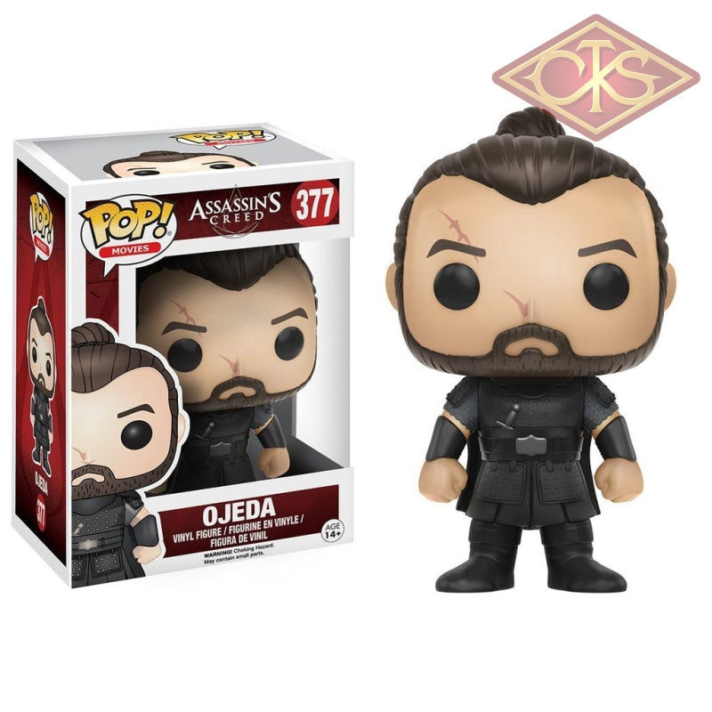 Funko POP! Movies - Assassin's Creed - Vinyl Figure Ojeda (377)