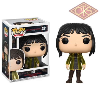 Funko POP! Movies - Blade Runner 2049 - Vinyl Figure Joi (481)