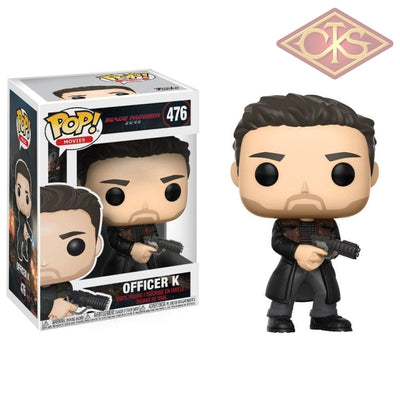 Funko POP! Movies - Blade Runner 2049 - Vinyl Figure Officer K (476)