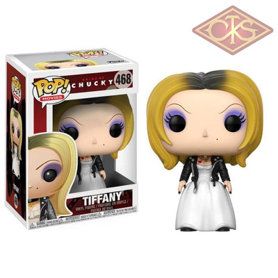 Funko POP! Movies - Bride of Chucky - Vinyl Figure Tiffany (468)