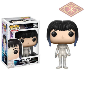 Funko POP! Movies - Ghost in the Shell - Vinyl Figure Major (384)