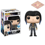 Funko POP! Movies - Ghost in the Shell - Vinyl Figure Major (Bomber Jacket) (393)