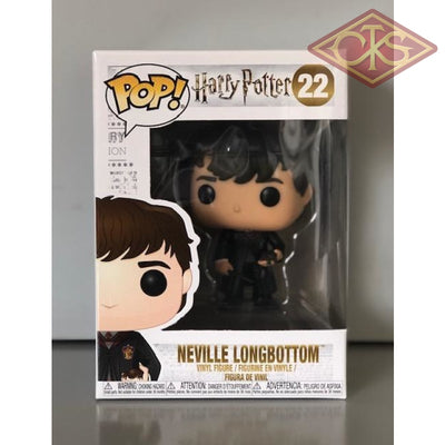 Funko Pop! Movies - Harry Potter Neville Longbottom (22) (New Box) Figurines