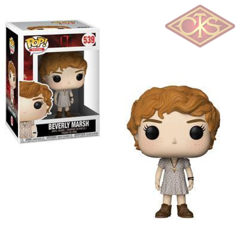 Funko Pop! Movies - It The Movie Beverly Marsh (539) Figurines