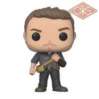Funko Pop! Movies - Jurassic World:  Fallen Kingdom Owen Grady (585) Figurines