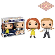 Funko Pop! Movies - La Land Mia & Sebastian (2 Pack) Figurines