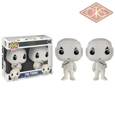Funko Pop! Movies - Miss Peregrines Home For Peculiar Children The Twins (2 Pack) Figurines