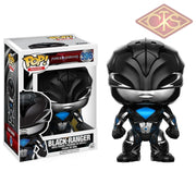 Funko POP! Movies - Power Rangers - Vinyl Figure Black Ranger (396)