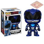 Funko POP! Movies - Power Rangers - Vinyl Figure Blue Ranger (399)
