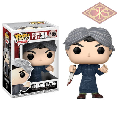 Funko POP! Movies - Psycho - Vinyl Figure Norman Bates (466)