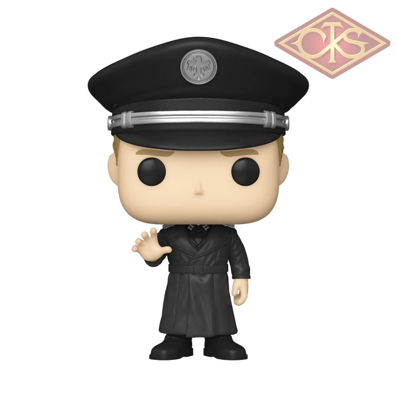 Funko POP! Movies - Starship Troopers - Carl Jenkins (1048)