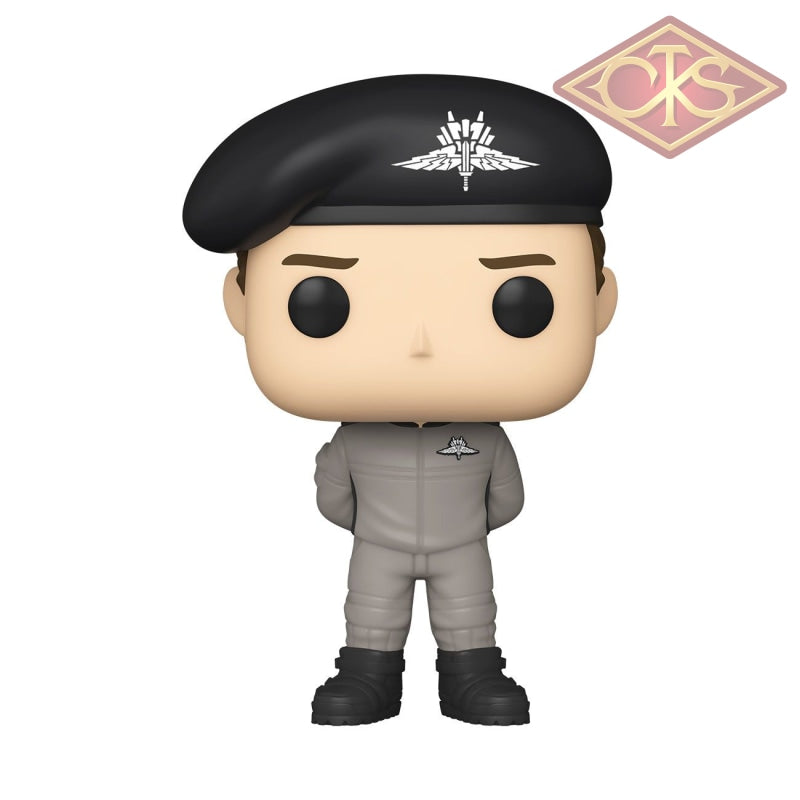 Funko POP! Movies - Starship Troopers - Johnny Rico (1047)