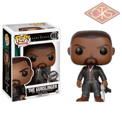 Funko POP! Movies - The Dark Tower - Vinyl Figure The Gunslinger (Variant) (452)