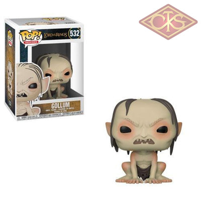 Funko Pop! Movies - The Lord Of The Rings Gollum (532) Figurines
