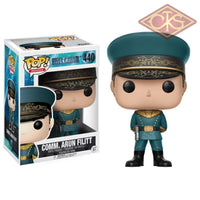 Funko POP! Movies - Valerian - Vinyl Figure Comm. Arun Filitt (440)