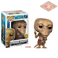 Funko POP! Movies - Valerian - Vinyl Figure Doghan Daguis (Brown Bag) (439) - CHASE