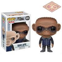 Funko POP! Movies - War for the Planet of the Apes - Vinyl Figure Bad Ape (455)