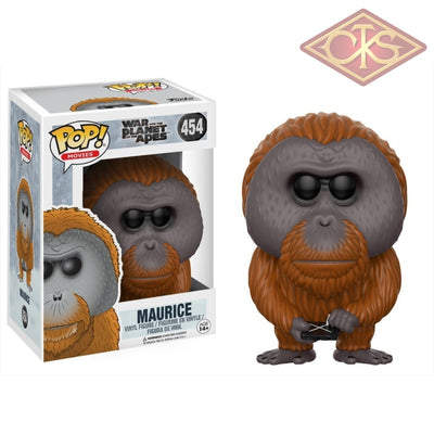 Funko POP! Movies - War for the Planet of the Apes - Vinyl Figure Maurice (454)