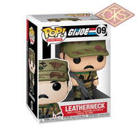 Funko POP! Retro Toys - G.I. Joe - Leatherneck (09)