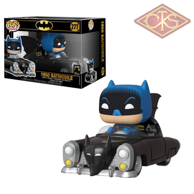 Funko Pop! Rides - Batman Batmobile 1950 (277) Figurines