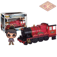 Funko Pop! Rides - Harry Potter Hogwarts Express Carriage With (20) Figurines