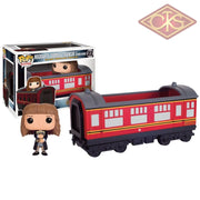 Funko Pop! Rides - Harry Potter Hogwarts Express Carriage With Hermione Granger (22) Figurines