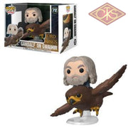 Funko Pop! Rides - The Lord Of Rings Gandalf On Gwaihir (72) Figurines