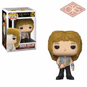 Funko Pop! Rocks - Queen Roger Taylor (94) Figurines