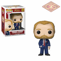 Funko Pop! Royals - Royal Family Prince Harry (06) Figurines
