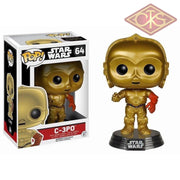 Funko Pop! Star Wars - C-3Po (64) Figurines