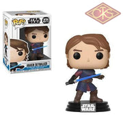Funko Pop! Star Wars - Clone Anakin Skywalker (271) Figurines