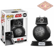 Funko Pop! Star Wars - Episode Viii Bb-9E (202) Figurines