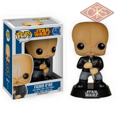 Funko Pop! Star Wars - Figrin Dan (48) Exclusive Figurines