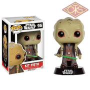 Funko Pop! Star Wars - Kit Fisto (96) Exclusive Figurines