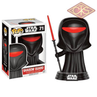 Funko Pop! Star Wars - Legends Shadow Guard (71) Figurines