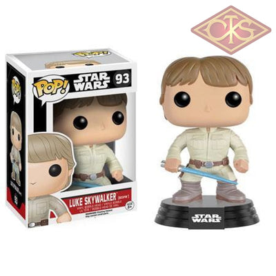 Funko Pop! Star Wars - Luke Skywalker (Bespin) (93) Figurines