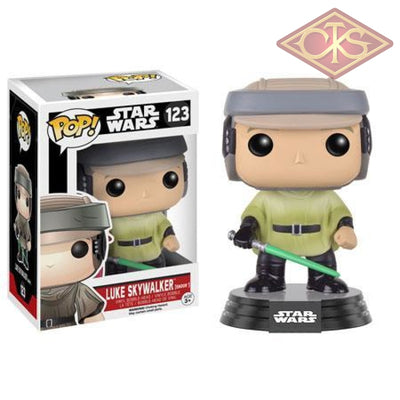 Funko Pop! Star Wars - Luke Skywalker (Endor) (123) Figurines
