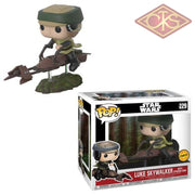 Funko Pop! Star Wars - Luke Skywalker With Speeder Bike (229) Chase Figurines
