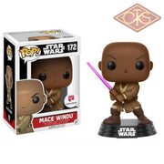Funko Pop! Star Wars - Mace Windu (172) Figurines