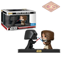 Funko Pop! Star Wars - Movie Moments Death Duel (225) Exclusive Figurines