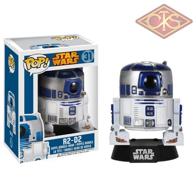 Funko Pop! Star Wars - R2-D2 (31) Figurines