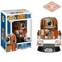 Funko Pop! Star Wars - R2-L3 (78) Exclusive Figurines