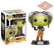 Funko Pop! Star Wars - Rebels Hera (136) Figurines