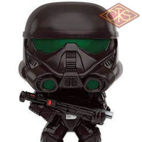 Funko Pop! Star Wars - Rogue One Imperial Death Trooper (144) Figurines