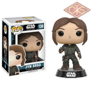 Funko Pop! Star Wars - Rogue One Jyn Erso (138) Figurines