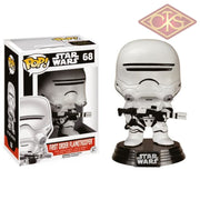 Funko Pop! Star Wars - The Force Awakens First Order Flametrooper (68) Figurines