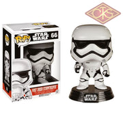 Funko Pop! Star Wars - The Force Awakens First Order Stormtrooper (66) Figurines