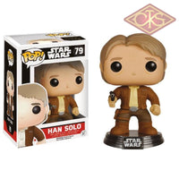 Funko Pop! Star Wars - The Force Awakens Han Solo (79) Figurines