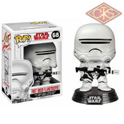 Funko Pop! Star Wars - The Last Jedi First Order Flametrooper (68) Figurines